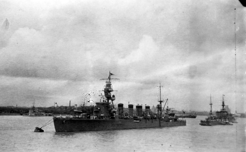 Croiseurs japonais - Page 3 Sendai10