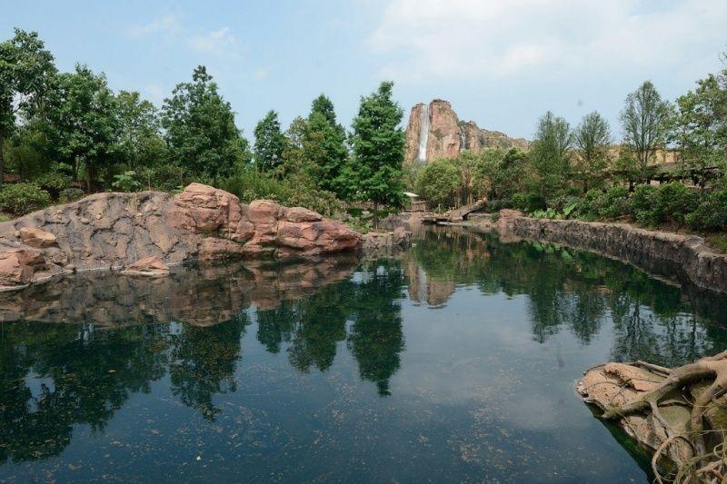 [Shanghai Disneyland] ADVENTURE ISLE (Soaring.../Roaring Rapids/Camp Discovery/Tarzan) - Page 2 410