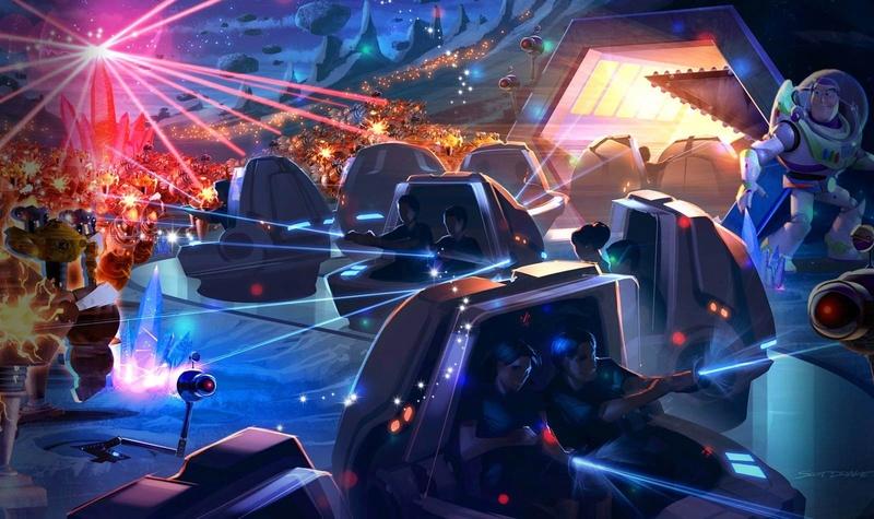 [Shanghai Disneyland] TOMORROWLAND (TRON/Buzz/Jet Packs/Star Wars/Stitch) - Page 4 B6071b10