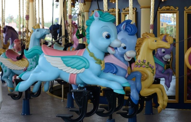 [Shanghai Disneyland] GARDENS OF IMAGINATION (Fantasia Carousel/Dumbo/Mickey/Marvel/Golden Fanfare/Parade) Captur24