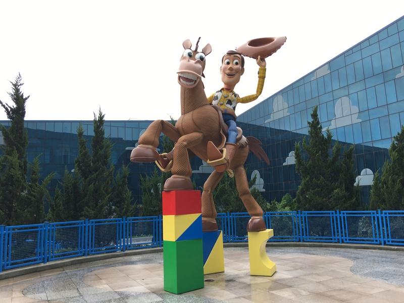 [Shanghai Disney Resort] Toy Story Hotel (2016) Img_0310