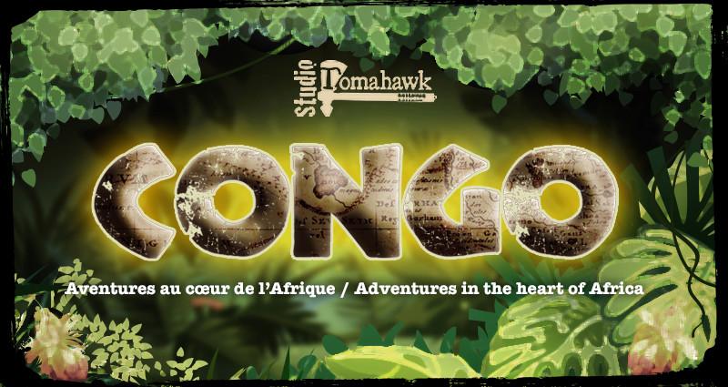 CONGO ARRIVE Jungle12