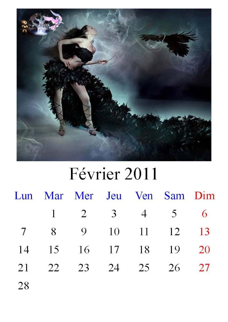 Calendrier Equinox 2011 Fevrie10