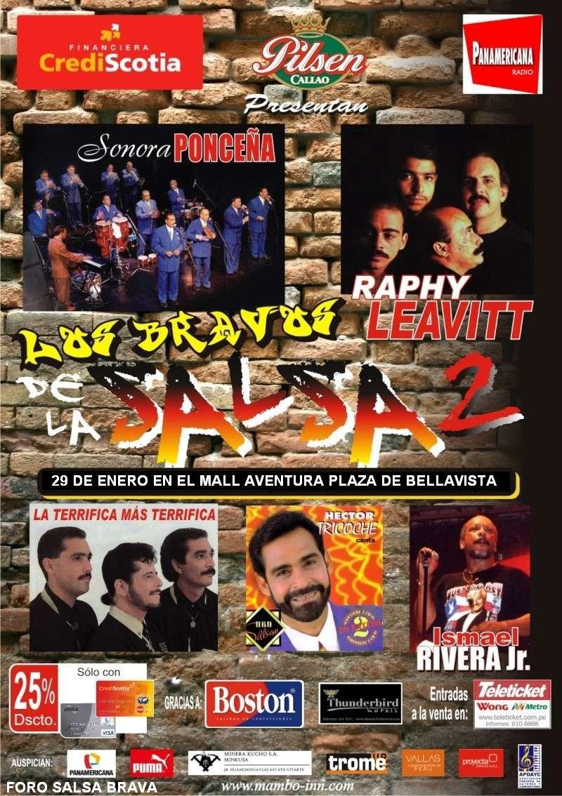 LOS BRAVOS DE LA SALSA II (POSTERGADO HASTA EL 12 DE MARZO DEL 2011) Afiche10