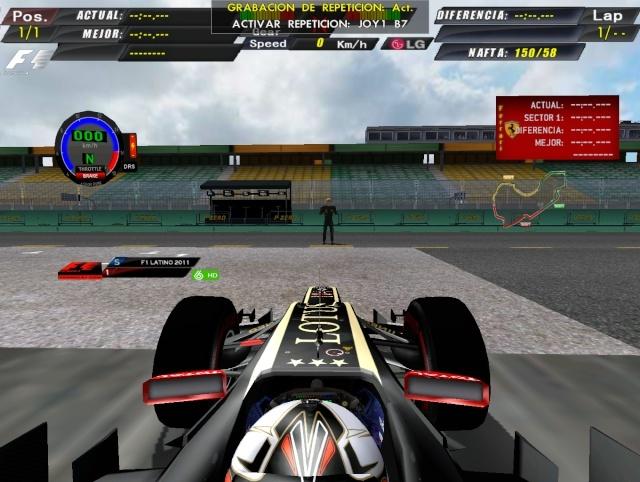Lotus Y HRT ,actualizacion master latino 2012  F1_lat10