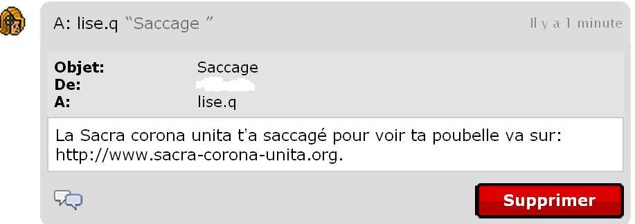 [Piero-Valoroso.] Saccage fbi [P] Liseme10