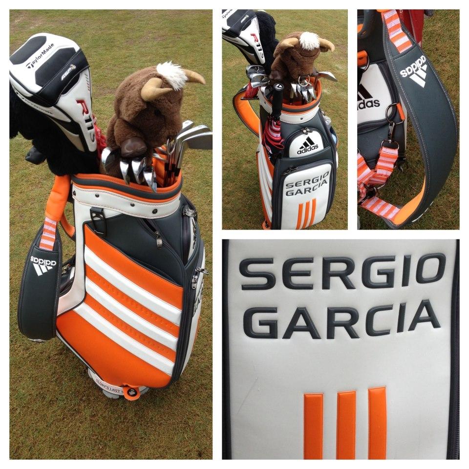 Sergio Garcia --2012 Wyndham Championship 40088310