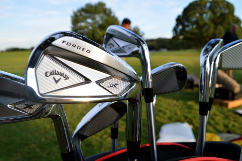 2013 Callaway X Forged Irons 62125511