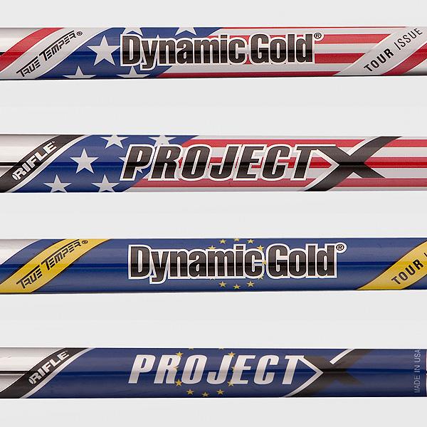 Ryder Cup shafts 6a00d818