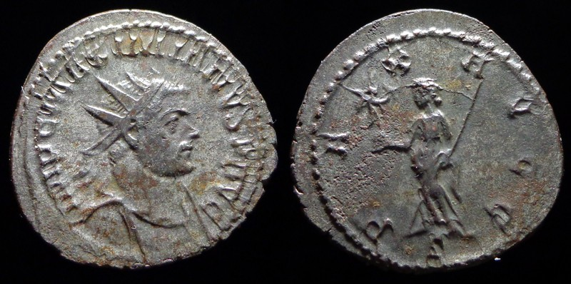 Aureliani de Lyon de Dioclétien et de ses corégents - Page 8 Ant06010