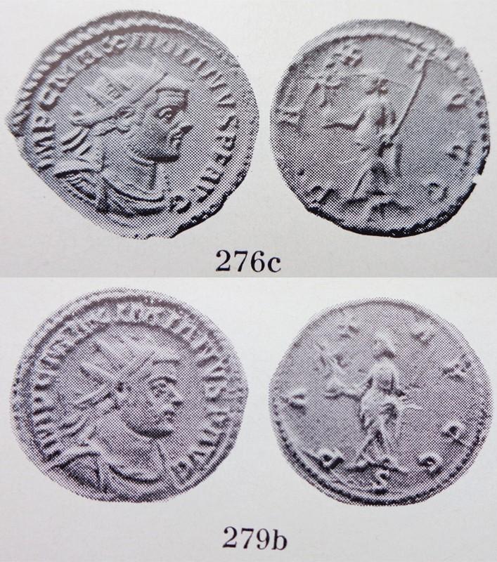 Aureliani de Lyon de Dioclétien et de ses corégents - Page 8 Bastie10
