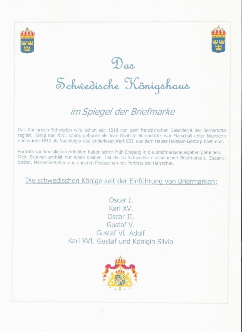 Das schwedische Königshaus im Spiegel der Briefmarke Kynigs10