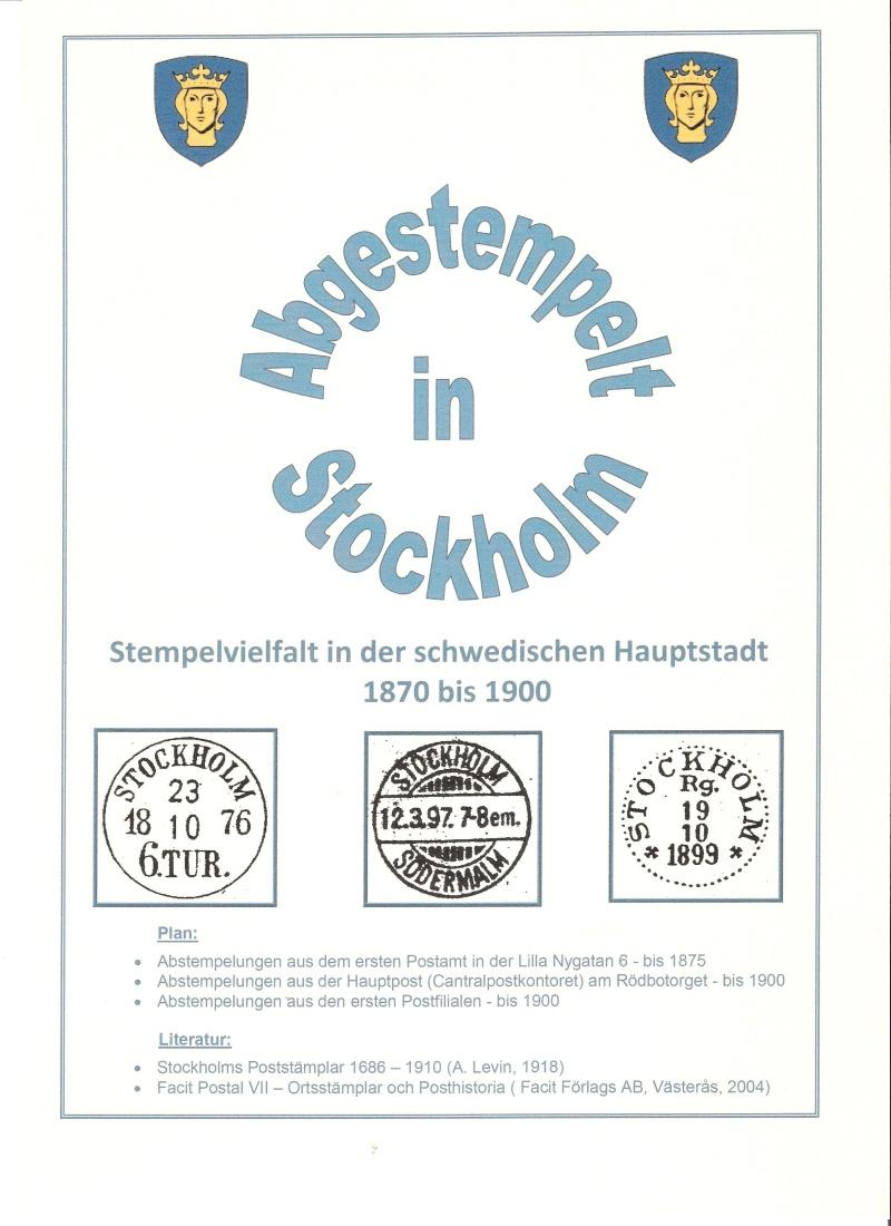 Abgestempelt in Stockholm St110