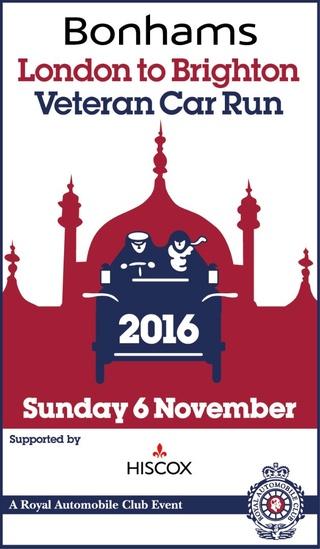 London to Brighton Veteran Car Run 2016 16033010