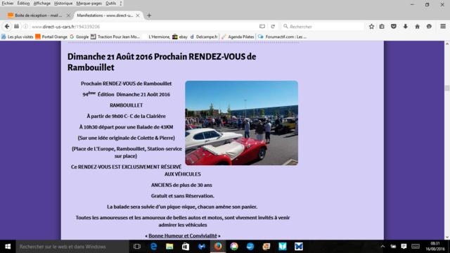 L'association LE RENDEZ-VOUS DE LA REINE - Page 2 Captur14