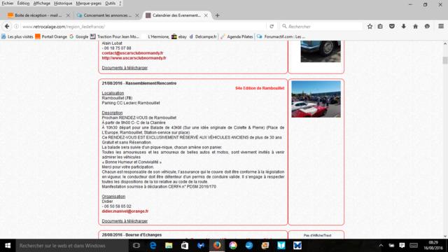 L'association LE RENDEZ-VOUS DE LA REINE - Page 2 Captur15