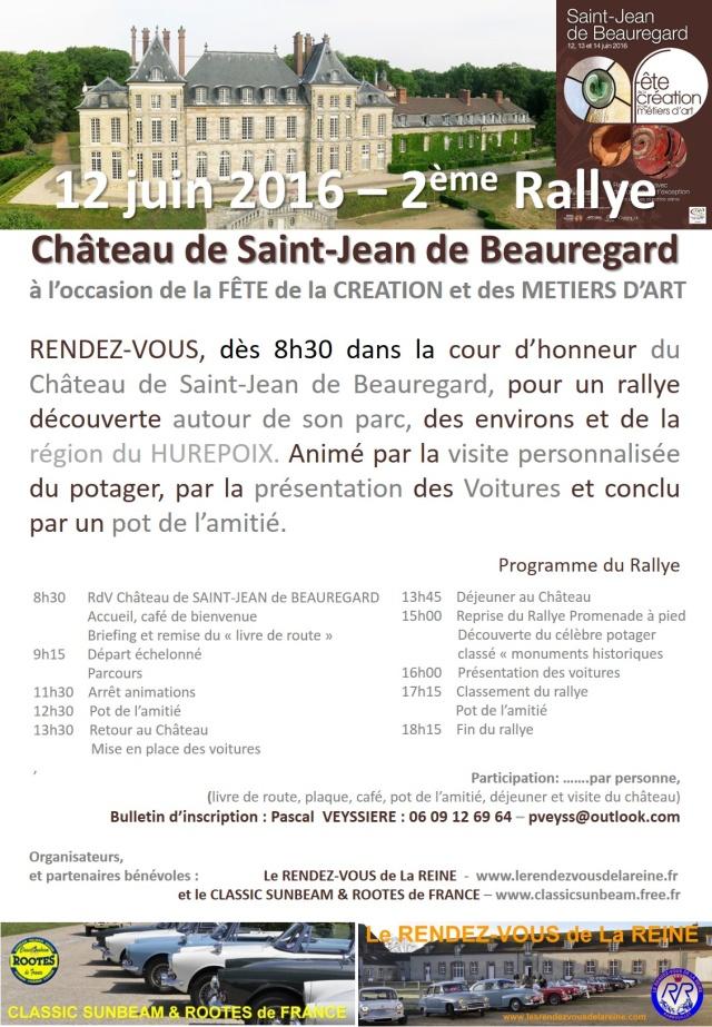 Rallye de Saint-Jean de Beauregard Stjean11