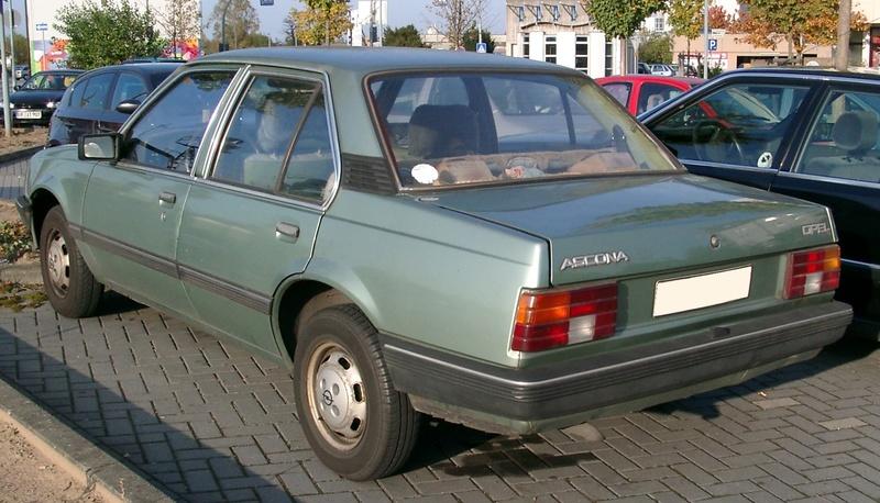Mon Pontiac Trans Sport 3.8 V6 GT de '92 et ma Pontiac Sunbird 2.0 LE de '91 - Page 3 Opel-a10