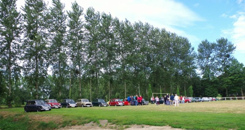10ème sortie mini de l'ABVA - Côtes d'Armor-30&31 juillet 2016 Dimanc14