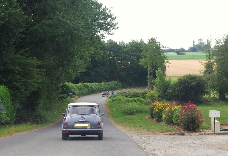 10ème sortie mini de l'ABVA - Côtes d'Armor-30&31 juillet 2016 Dimanc21