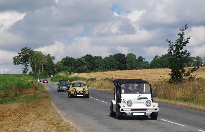 10ème sortie mini de l'ABVA - Côtes d'Armor-30&31 juillet 2016 Dimanc41