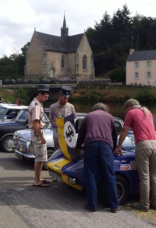 10ème sortie mini de l'ABVA - Côtes d'Armor-30&31 juillet 2016 Dimanc64