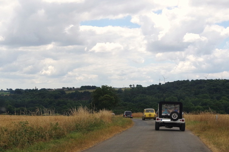 10ème sortie mini de l'ABVA - Côtes d'Armor-30&31 juillet 2016 Dimanc77