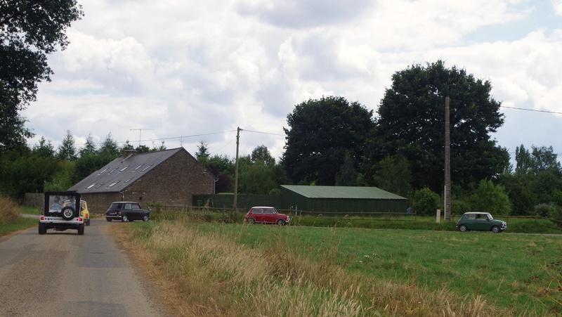 10ème sortie mini de l'ABVA - Côtes d'Armor-30&31 juillet 2016 Dimanc80