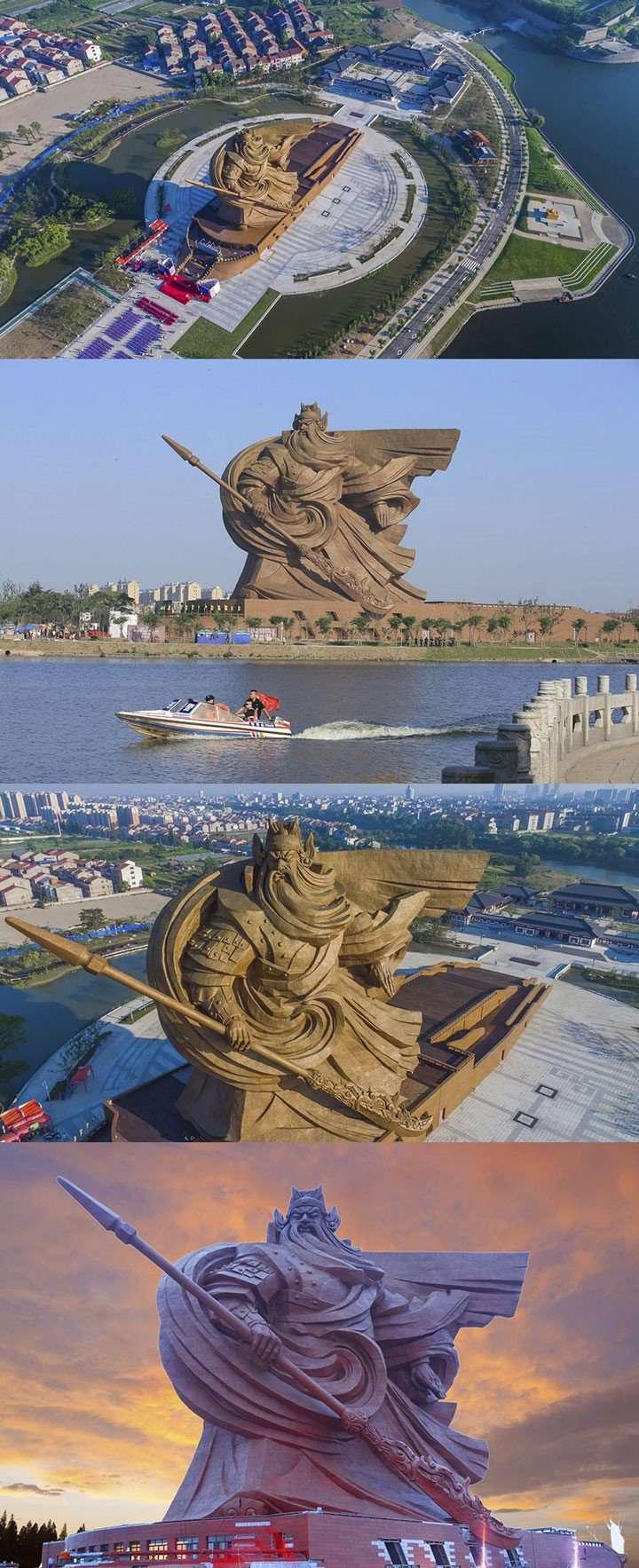 Quelques images insolite dans le monde Statue10