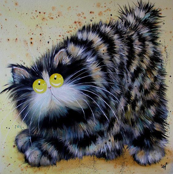 Les chats - Page 5 2869d310
