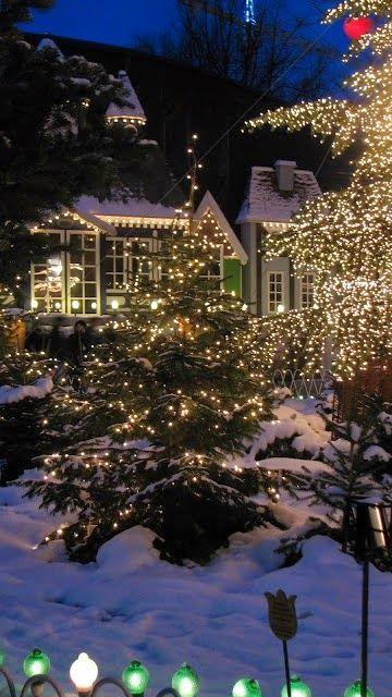 Les illuminations de Noël pour les fêtes 2.015   2.016 ! - Page 9 30127110
