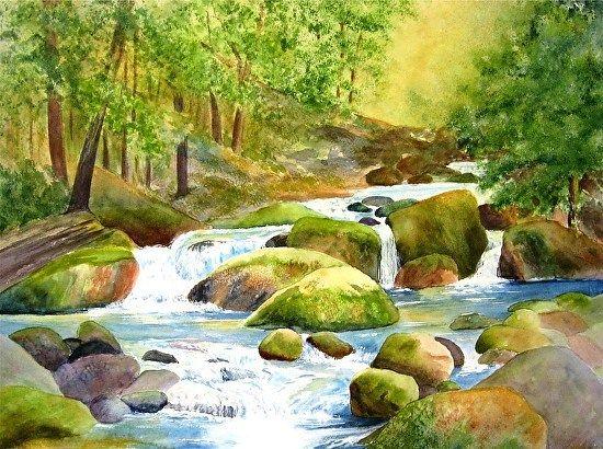 L'eau paisible des ruisseaux et petites rivières  - Page 2 3f869e10