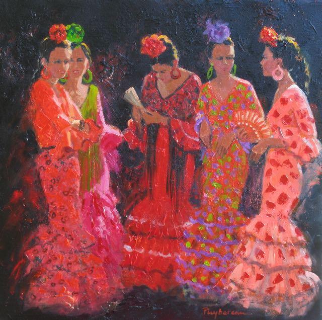 La  FEMME  dans  l' ART - Page 38 40x40-10
