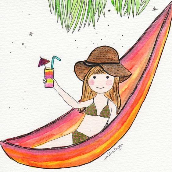 """Illustrations ... pour l'été ... Plage et """"farniente"""" ... - Page 2 4c102510"""