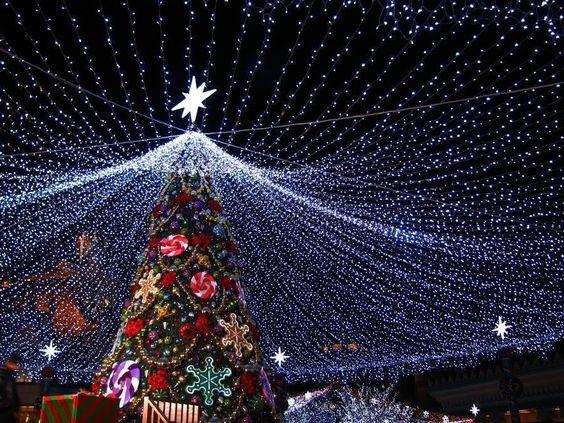 Les illuminations de Noël pour les fêtes 2.015   2.016 ! - Page 9 59ad4a10