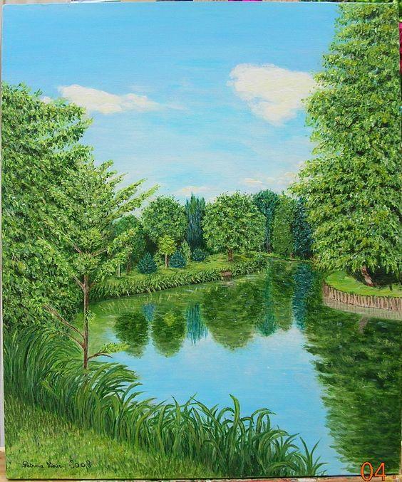 L'eau paisible des ruisseaux et petites rivières  - Page 2 66daab10