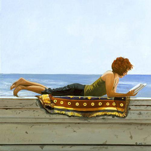 """Illustrations ... pour l'été ... Plage et """"farniente"""" ... - Page 3 92406f10"""