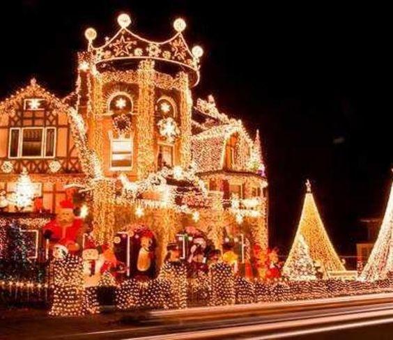 Les illuminations de Noël pour les fêtes 2.015   2.016 ! - Page 9 9b540811