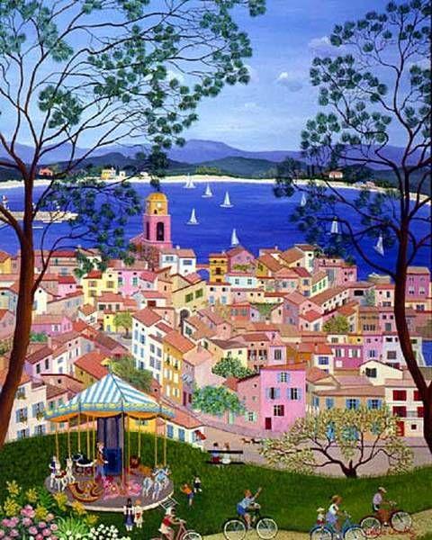 L'Art Naïf ... Cellia12