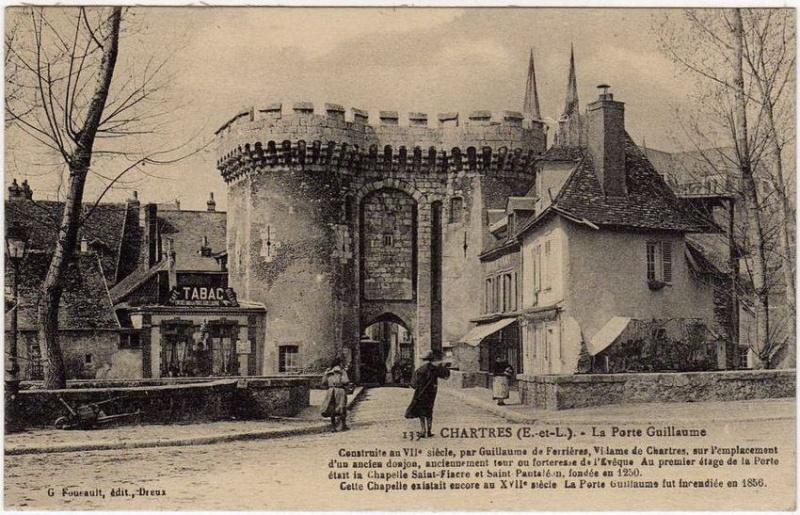 Cartes postales ville,villagescpa par odre alphabétique. - Page 9 Chartr10