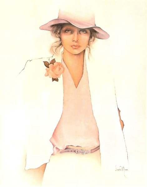 """Des élégantes  """"chapeautées"""" ... - Page 2 E9a6fb10"""