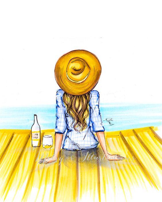 """Illustrations ... pour l'été ... Plage et """"farniente"""" ... - Page 2 F86a2210"""