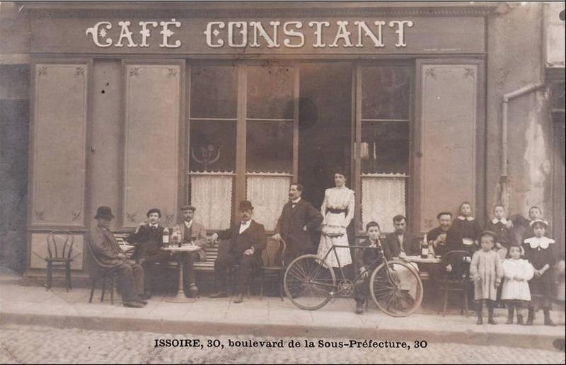 Cartes postales ville,villagescpa par odre alphabétique. - Page 9 Issoir10