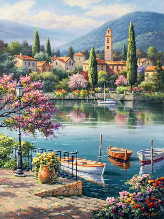 L' Italie ... Lac_de10