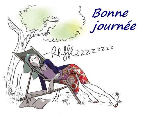 """Illustrations ... pour l'été ... Plage et """"farniente"""" ... Margau10"""
