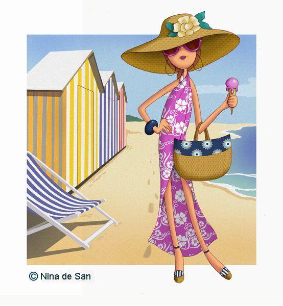 C'est l'été ... Nina_d10