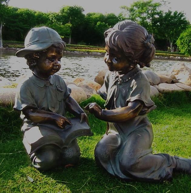 Des statues amusantes ! - Page 39 Nostal10