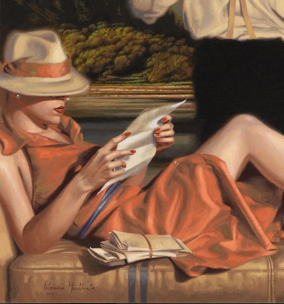 """Des élégantes  """"chapeautées"""" ... - Page 2 Peregr11"""