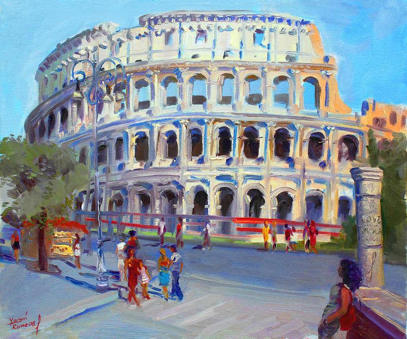 L' Italie ... Rome_210