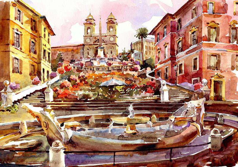 L' Italie ... Rome_510